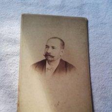 Fotografía antigua: FOTOGRAFIA OTERO Y COLOMINAS 1896. Lote 73788047
