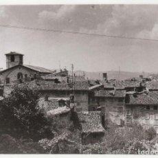 Fotografía antigua: FANTÁSTICO LOTE 16 FOTOGRAFÍAS TOMADAS EN LA CIUDAD MEDIEVAL DE GUBBIO, PERUGIA, ITALIA. AÑOS 60. . Lote 74233855
