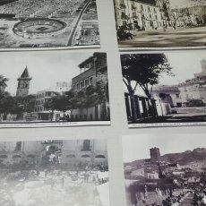 Fotografía antigua: LOTE 12 FOTOGRAFIAS ANTIGUAS VILLENA -ALICANTE. Lote 76667230