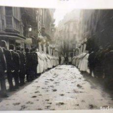 Fotografía antigua: VALENCIA. CORPUS. 40 X 30 CMS.. Lote 76811107