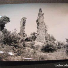 Fotografía antigua: BARCELONA- CASTILLO - FOTO - VER FOTOS - (V-9240). Lote 77245057