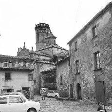 Fotografía antigua: FOTOS DE RUPIT (1),SANTA PAU (2) Y SANT ESTEVE D'EN BAS (1),1972, OSONA, GARROTXA, NEGATIVOS 24X36MM. Lote 77268821