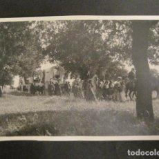 Fotografía antigua: SEVILLA - FERIA ROMERIA -FOTOGRAFIA SERRANO -VER FOTOS-(V- 9525). Lote 78645677