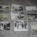 Fotografía antigua: LOTE FOTOS FOTOGRAFIAS ROSELL ENTRE TARRAGONA Y CASTELLON. Lote 80526465