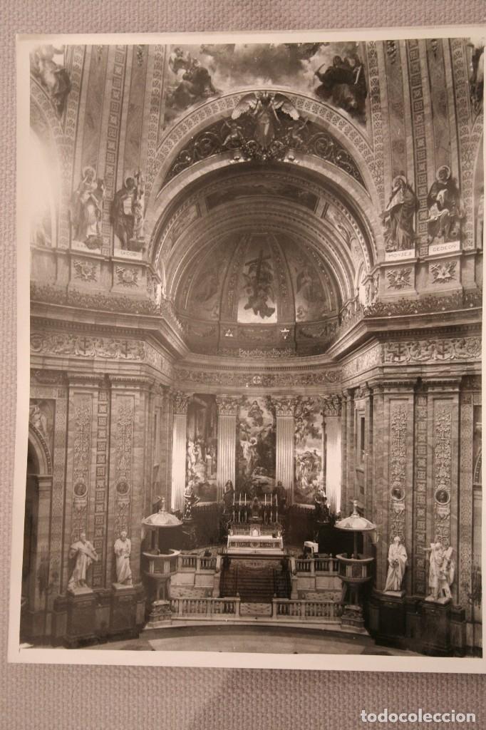 SAN FRANCISCO EL GRANDE MADRID 1870. ARCHIVO FOTOGRÁFICO ARXIU MAS. SELLADA Y NUMERADA AL DORSO. (Fotografía - Artística)