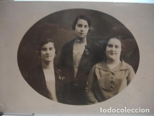RETRATO DE MUJERES L. CASANOVAS PALAFRUGELL - PORTAL DEL COL·LECCIONISTA***** (Fotografía - Artística)