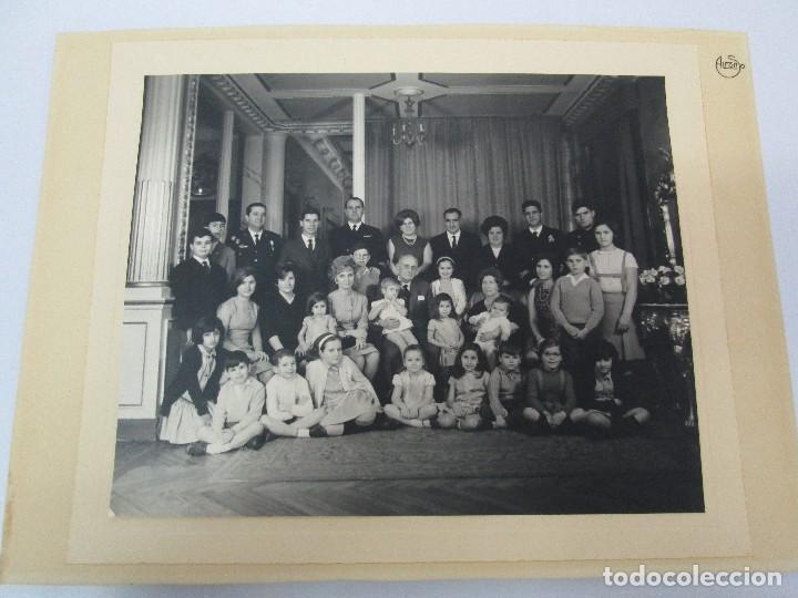 FOTOGRAFIA FAMILIAR. MIEMBROS DEL EJERCITO.VER FOTOGRAFIAS ADJUNTAS (Fotografía - Artística)