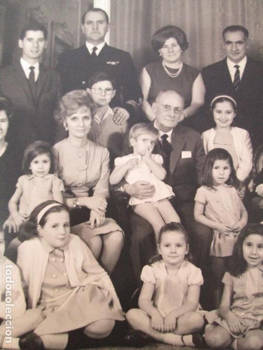 Fotografía antigua: FOTOGRAFIA FAMILIAR. MIEMBROS DEL EJERCITO.VER FOTOGRAFIAS ADJUNTAS - Foto 4 - 84731820