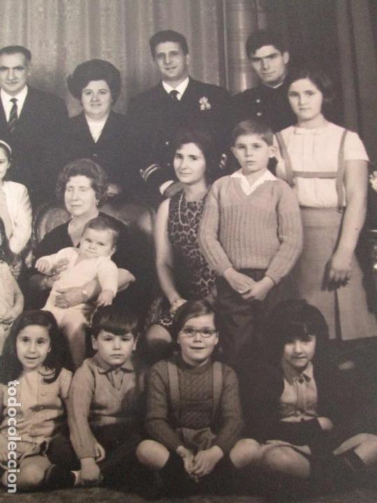 Fotografía antigua: FOTOGRAFIA FAMILIAR. MIEMBROS DEL EJERCITO.VER FOTOGRAFIAS ADJUNTAS - Foto 5 - 84731820