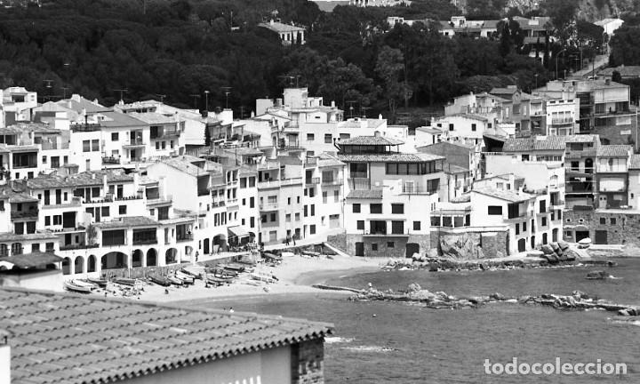 Fotografía antigua: 18 fotos (17 negativos 24x36 mm y 1 de 55x55mm) de Calella de Palafrugell, 1979. Empordà, Girona - Foto 6 - 85435748