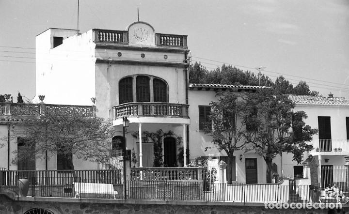 Fotografía antigua: 18 fotos (17 negativos 24x36 mm y 1 de 55x55mm) de Calella de Palafrugell, 1979. Empordà, Girona - Foto 7 - 85435748