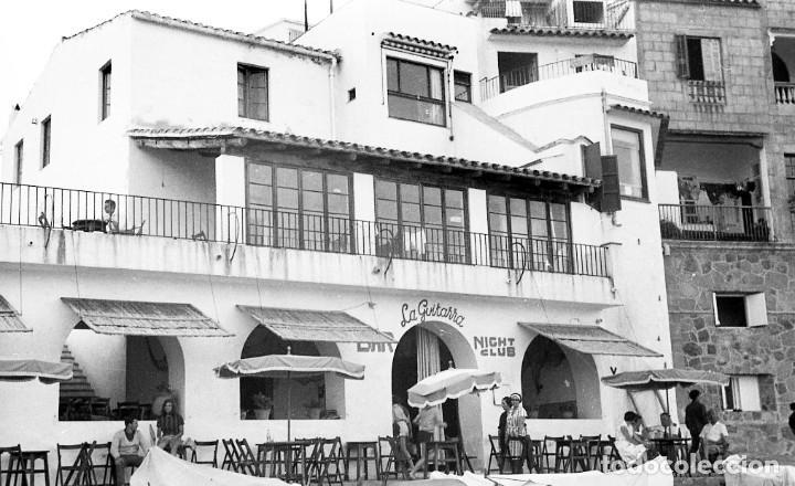 Fotografía antigua: 18 fotos (17 negativos 24x36 mm y 1 de 55x55mm) de Calella de Palafrugell, 1979. Empordà, Girona - Foto 8 - 85435748