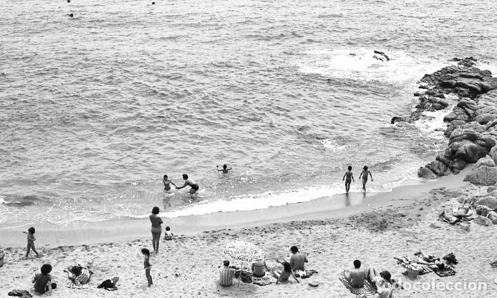 Fotografía antigua: 18 fotos (17 negativos 24x36 mm y 1 de 55x55mm) de Calella de Palafrugell, 1979. Empordà, Girona - Foto 10 - 85435748