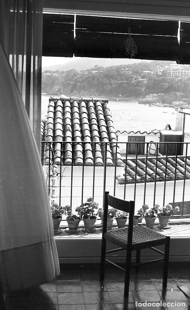 Fotografía antigua: 18 fotos (17 negativos 24x36 mm y 1 de 55x55mm) de Calella de Palafrugell, 1979. Empordà, Girona - Foto 14 - 85435748