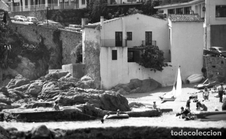 Fotografía antigua: 18 fotos (17 negativos 24x36 mm y 1 de 55x55mm) de Calella de Palafrugell, 1979. Empordà, Girona - Foto 18 - 85435748