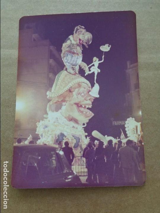 BONITA FOTO CONVENTO JERUSALEN 1976 - FALLAS DE VALENCIA (Fotografía - Artística)