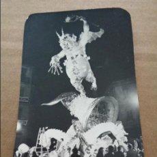 Fotografía antigua: BONITA FOTO FALLA DE CONVENTO JERUSALEN 1975 - FALLAS VALENCIA. Lote 86280012