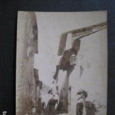 Fotografía antigua: ORGAÑA - FOTOGRAFIA ANTIGUA -VER FOTOS - (V-11.010). Lote 86567904