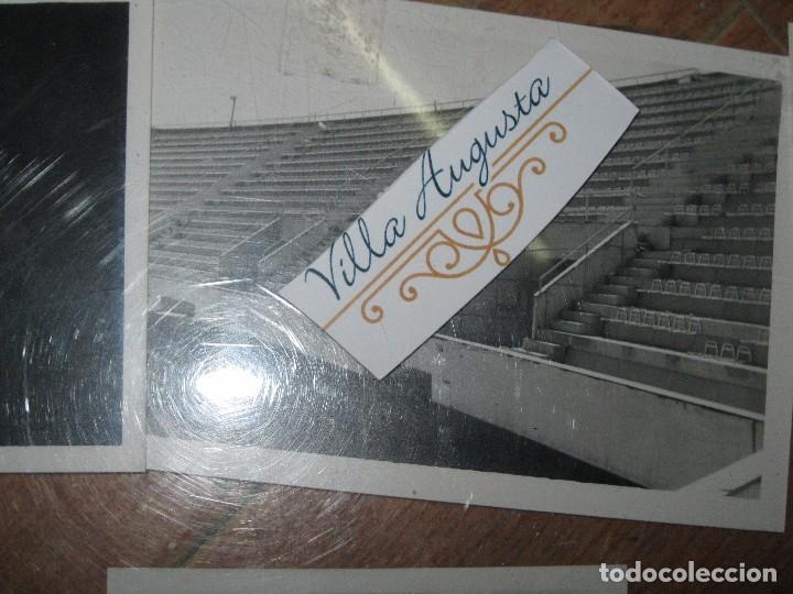 Fotografía antigua: CONSTRUCCION ANTIGUO CAMPO FUTBOL POSIBLEMENTE ALICANTE O ELCHE ? - Foto 2 - 87121628