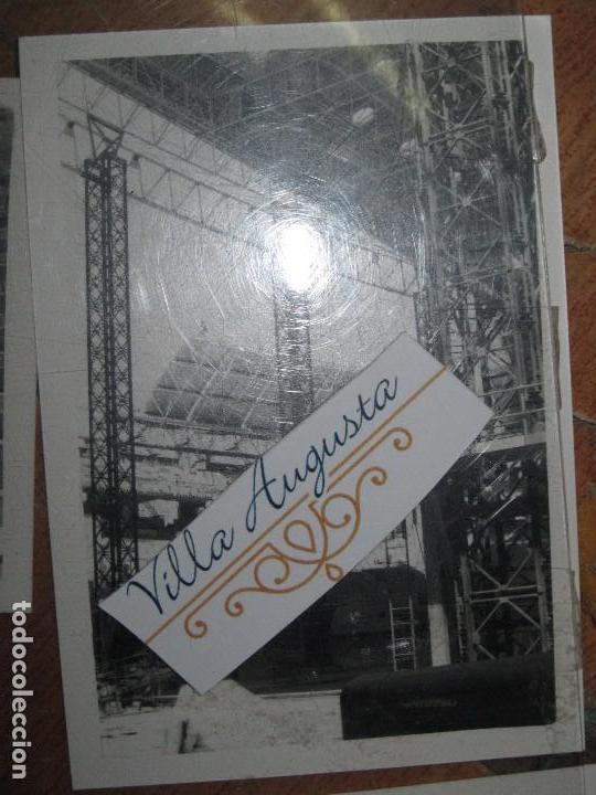 Fotografía antigua: CONSTRUCCION ANTIGUO CAMPO FUTBOL POSIBLEMENTE ALICANTE O ELCHE ? - Foto 3 - 87121628
