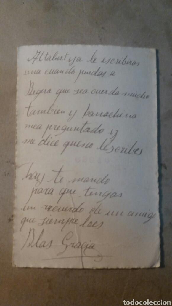 Fotografía antigua: Foto antigua. Militar. Ceuta- Tetuán. - Foto 2 - 87182042