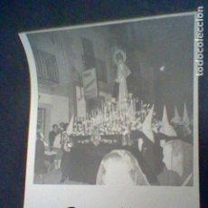 Fotografía antigua: FOTOGRAFIA PARTICULAR PROCESION SILENCIO AÑOS 60 ESCORIAL . Lote 87625156