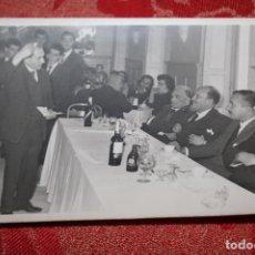 Fotografía antigua: FOTOGRAFÍA JEREZ DE LA FRONTERA 1960, CELEBRACIÓN SANTA CECILIA.SEGUNDO POR LA DERECHA MOISES DAVIA.. Lote 88738008