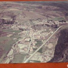 Fotografía antigua: FOTO AÉREA A3 CAMPRODON ( GIRONA ). Lote 140388449