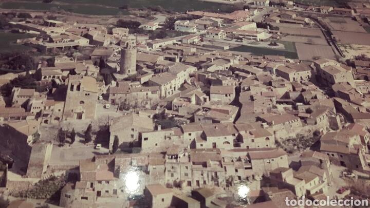 Fotografía antigua: Fotografia aèria A3 Pals ( Girona ) - Foto 2 - 88905295