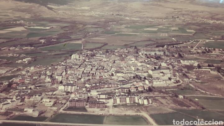 Fotografía antigua: Foto aérea A3 Puigcerdà ( Girona ) - Foto 2 - 88906412