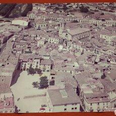 Fotografía antigua: FOTO AÉREA A3 LA BISBAL ( GIRONA ). Lote 88906611