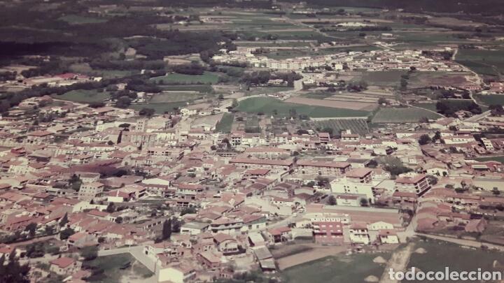 Fotografía antigua: Fotografia aérea A3 Breda ( Girona ) - Foto 2 - 88908492