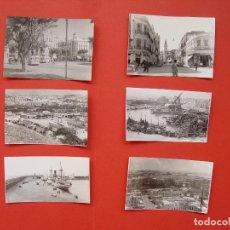 Fotografía antigua: 6 FOTOGRAFÍAS ANTIGUAS: MELILLA (1950'S) ¡ORIGINALES! COLECCIONISTA.. Lote 89223840