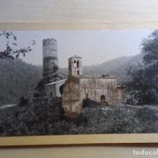 Fotografía antigua: FOTOGRAFIA NUMERADA DE SANT MATEU DE BAGES SANTA MARIA DE COANER 4/440 VIRADO SEPIA - VIRAJE SEPIA. Lote 89305144