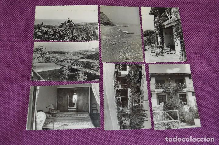 LOTE DE 7 FOTOGRAFÍAS ANTIGUAS - FUENGIROSA - PRECIOSAS, MUY ANTIGUAS - AÑOS 60 - HAZME OFERTA (Fotografía - Artística)