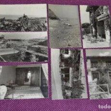 Fotografía antigua: LOTE DE 7 FOTOGRAFÍAS ANTIGUAS - FUENGIROSA - PRECIOSAS, MUY ANTIGUAS - AÑOS 60 - HAZME OFERTA. Lote 89548628