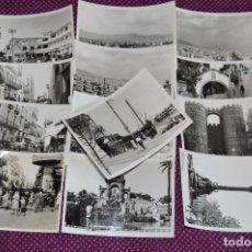 Fotografía antigua: LOTE DE 13 FOTOGRAFÍAS ANTIGUAS - ZONA DE BARCELONA - AÑOS 50 / 60 - HAZME OFERTA. Lote 89552932
