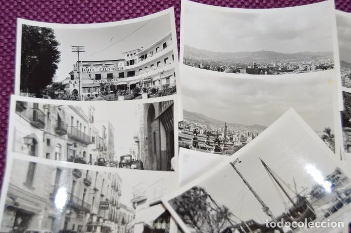 Fotografía antigua: LOTE DE 13 FOTOGRAFÍAS ANTIGUAS - ZONA DE BARCELONA - AÑOS 50 / 60 - HAZME OFERTA - Foto 2 - 89552932