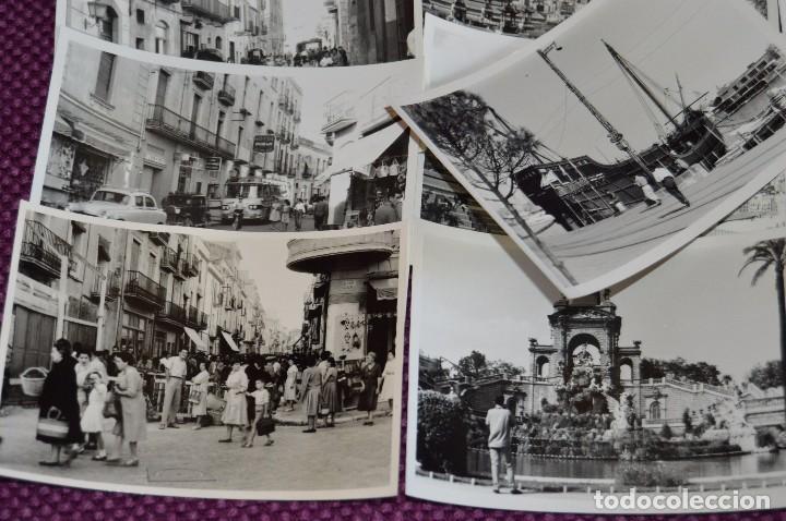 Fotografía antigua: LOTE DE 13 FOTOGRAFÍAS ANTIGUAS - ZONA DE BARCELONA - AÑOS 50 / 60 - HAZME OFERTA - Foto 3 - 89552932