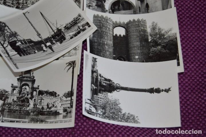 Fotografía antigua: LOTE DE 13 FOTOGRAFÍAS ANTIGUAS - ZONA DE BARCELONA - AÑOS 50 / 60 - HAZME OFERTA - Foto 4 - 89552932