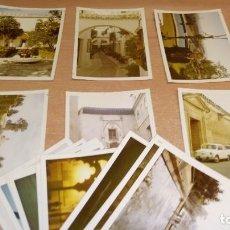 Fotografía antigua: INTERESANTE LOTE 16 FOTOGRAFIAS DE CORDOBA AÑO 1971 CON SUS NEGATIVOS (PAISAJE COCHES). Lote 90038908