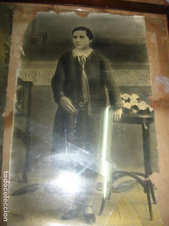 Fotografía antigua: GRANDES FOTOGRAFIAS ANTIGUAS PERSONAJES DE ALICANTE - Foto 4 - 91546090