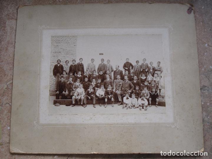 FOTOGRAFIA ANTIGUA - FRUCTUOSO BARIEGO - VALLADOLID - S/ XIX-XX. (Fotografía - Artística)