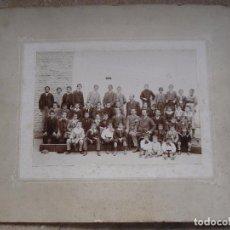 Fotografía antigua: FOTOGRAFIA ANTIGUA - FRUCTUOSO BARIEGO - VALLADOLID - S/ XIX-XX.. Lote 92124475