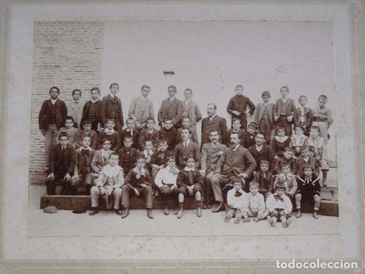 Fotografía antigua: FOTOGRAFIA ANTIGUA - FRUCTUOSO BARIEGO - VALLADOLID - S/ XIX-XX. - Foto 2 - 92124475