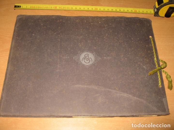 Fotografía antigua: ALBUM CARTON FOTOS RICORDO DI ROMA CENTO TAVOLE EDITORES ATTILIO AÑOS 20 - Foto 2 - 92806285