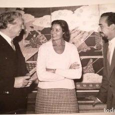 Fotografía antigua: FOTOGRAFIA ORIGINAL DEL PINTOR NAZI WERNER PEINER, AMIGO DE ADOLF HITLER AÑO 1944,III REICH,UNICA. Lote 92845630