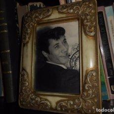 Fotografía antigua: FOTOGRAFIA ORIGINAL DEL GRAN ARTISTA BAMBINO, MIGUEL VARGAS JIMENEZ. Lote 92934300