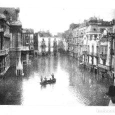 Fotografía antigua: FOTOGRAFIA ANTIGUA-CARTAGENA: LA GRAN RIADA- AÑO 1919- FOTO CASAU-. Lote 93010960