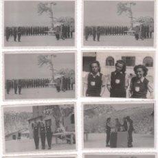 Fotografía antigua: LOTE DE 1 FOTOGRAFÍAS ANTIGUAS ACTO FALANGISTA AÑOS 1937 - 8. ED. ACTUALIDADES GRÁFICAS ( MADRID ). Lote 93233630